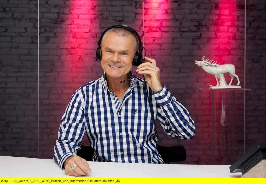 Domian - Interviews führen beim WDR