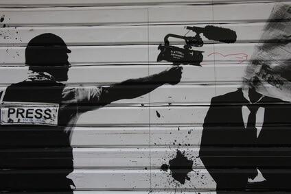 Journalisten-Fehler - Interviews durchführen
