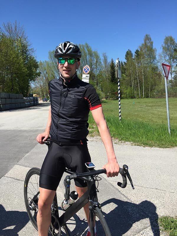 Interviews führen mit SpeedVille-Blogger Daniel R. Müller