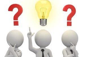 Fragen und Anworten - Fragestechniken