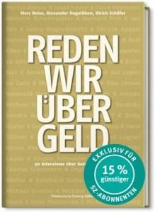 Reden wir über Geld: Süddeutsche Zeitung