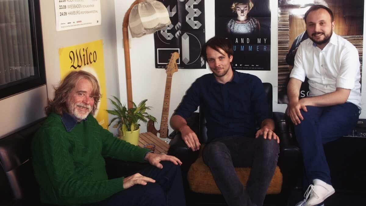 detektor fm - Marcus Engert - Interviews führen