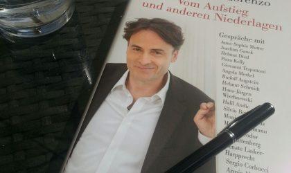 "Giovanni di Lorenzo-Interviewcode. Teil 2 ""Haltung"""