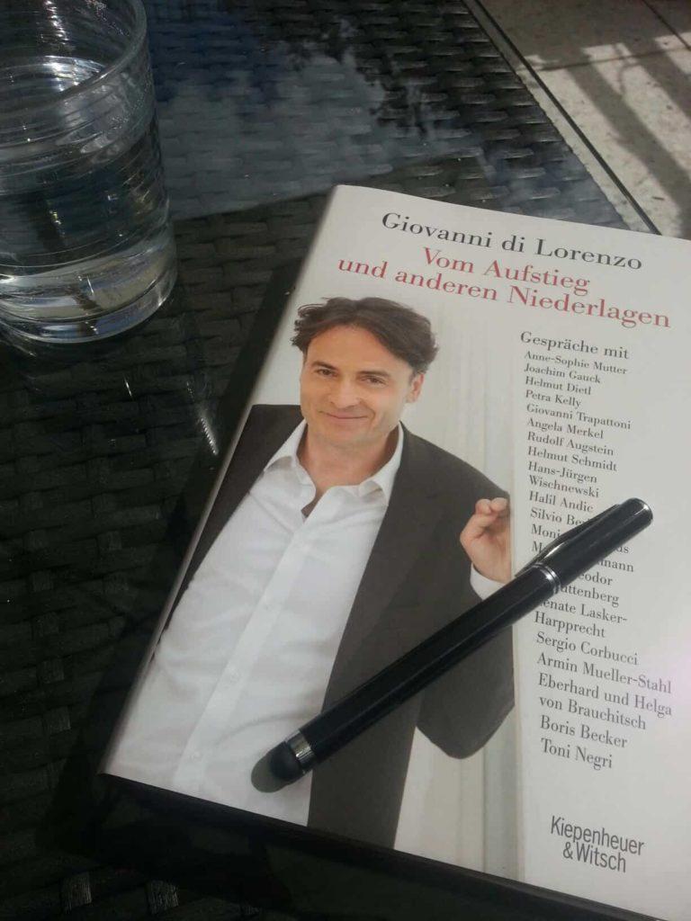Interviews führen mit di Lorenzo - Müller-Dofel