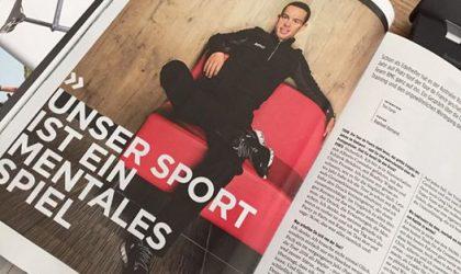 Interview mit Radsportstar Richie Porte: Warm up mit Stiefeln