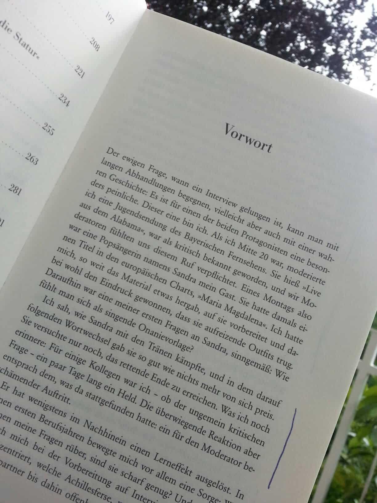 Giovanni di Lorenzo - Vom Aufstieg und anderen Niederlagen