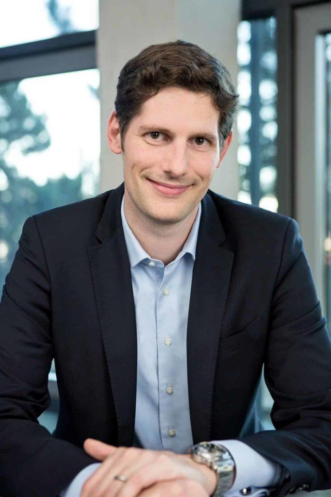 mobile.de - Kommunikationschef Christian Maas