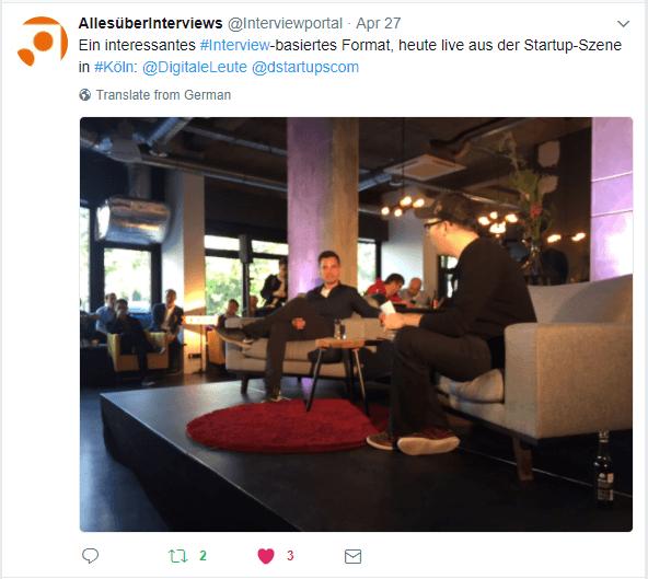 Digitale Leute Meetup