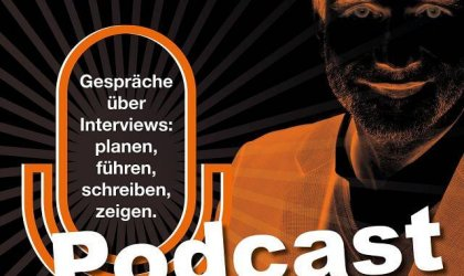 Neuer Podcast! Interviews fuehren mit Interviewprofis