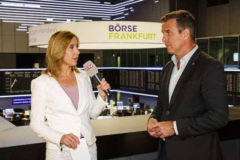 Katja Dofel - ntv Börsenmoderatorin
