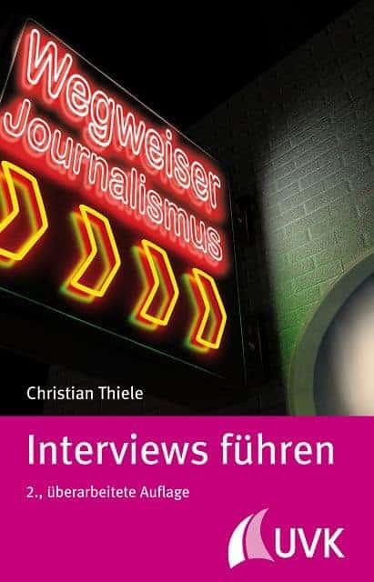 Christian Thiele: Einsteigerbuch mit Spaß-Faktor