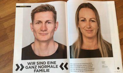 """Sportler-Interview: Die """"ganz normale"""" Familie Greipel"""
