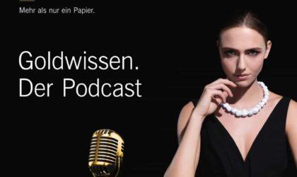 Goldwissen-Podcast: Einflüsse auf den Goldpreis