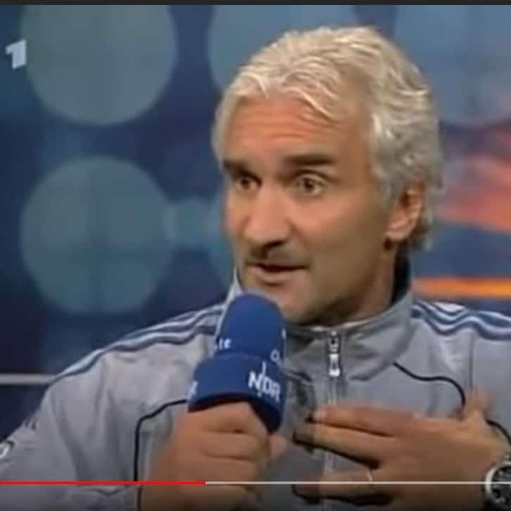 Rudi Völler bei Waldemar Hartmann (2003)
